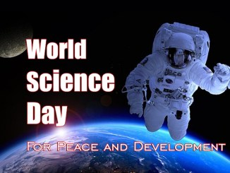 World Science Day for Peace and Development