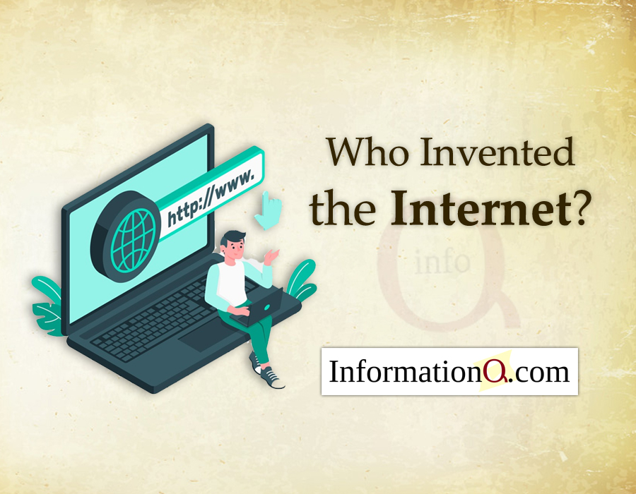 Who Invented the Internet?