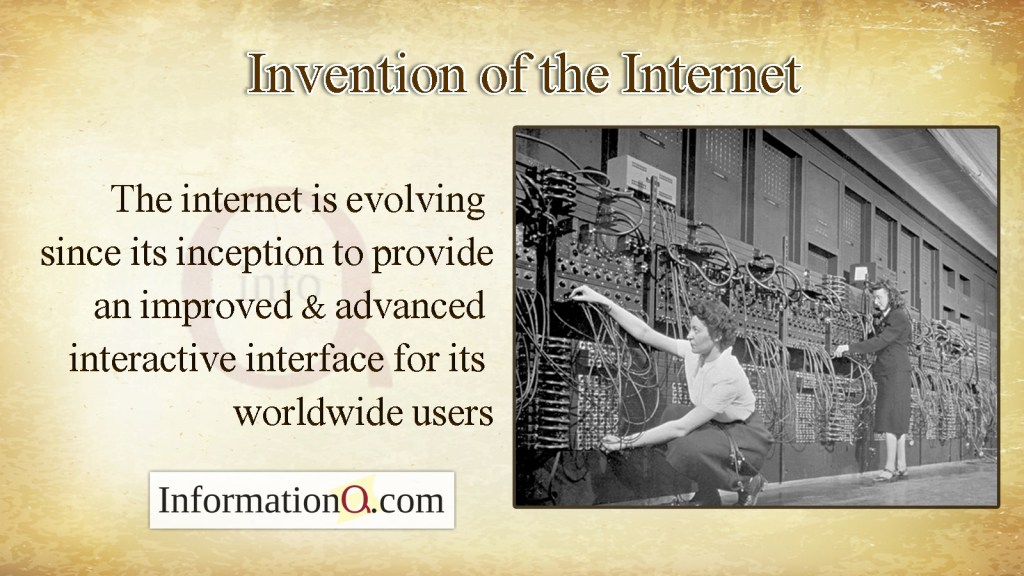 The internet is evolving since its inception to provide an improved and advanced interactive interface for its worldwide users