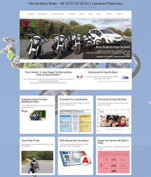 Permis Moto Brest