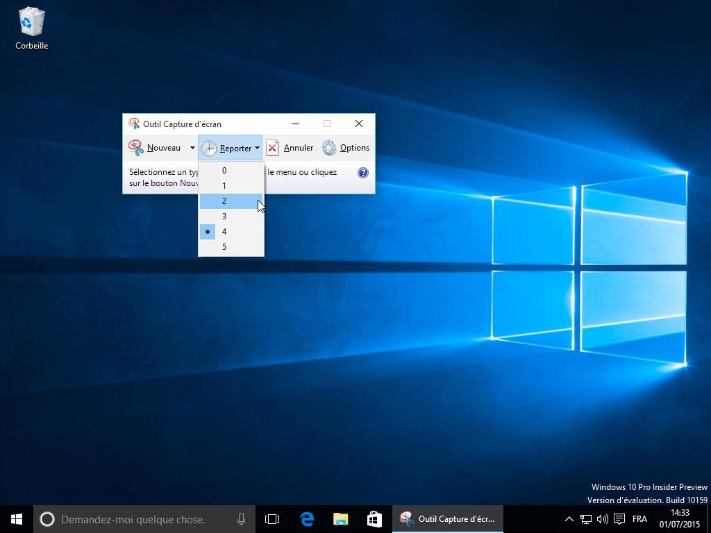 Comment Faire Une Capture Dcran Sous Windows 10