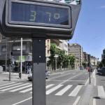 La lengua de aire sahariano elevará cada día las temperaturas hasta el domingo