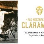 La exposición 'Els nostres ídols: Claramunt', desde este martes en Nuevo Centro