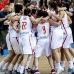 71-55. España logra ante Francia su tercer oro europeo