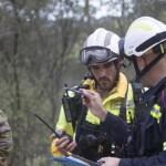 Moragues: 'El origen del fuego pudo estar en la caída de un rayo latente'