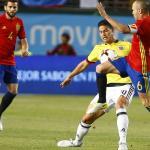 2-2. Morata salva de la derrota a España con golazo en el 87′