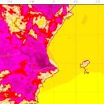 Sanidad activa la alerta naranja por calor en 55 localidades de Valencia