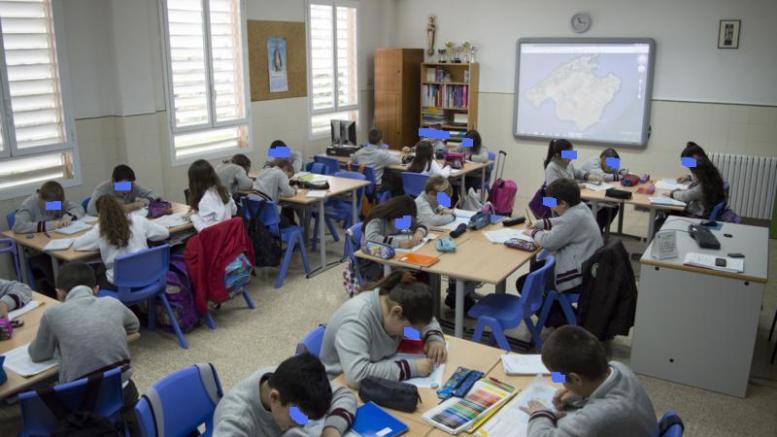 Alumnos de Primaria/Valencia/iV.com