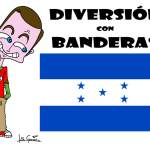 DIVERSIÓN CON BANDERAS: HONDURAS
