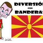 DIVERSIÓN CON BANDERAS: MACEDONIA