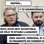 CUIDADO CON LOS RUFIANES