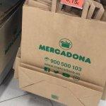"""""""MERCADONA"""" APUESTA POR EL PAPEL"""