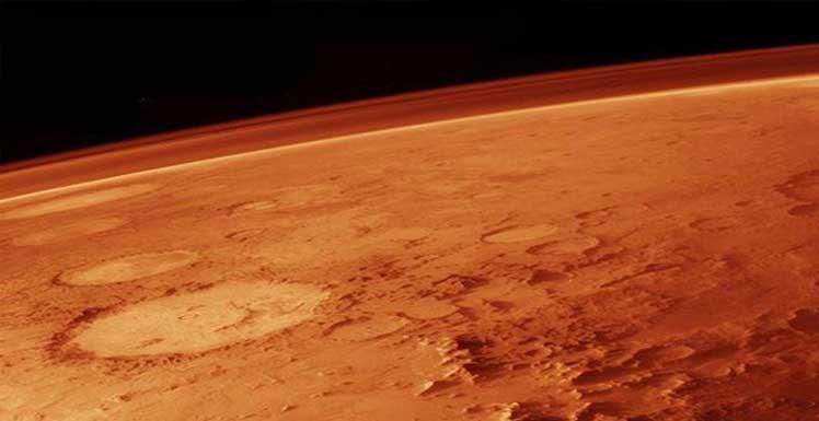 La NASA responde al presunto hallazgo de vida en Marte hace décadas
