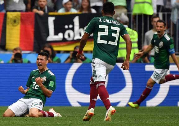 ES NOTICIA… México sorprende al campeón del mundo
