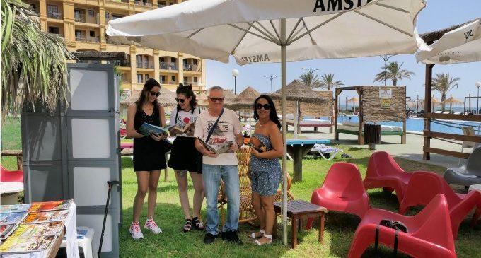 Alboraya, Biblioteca a La mar, en la Patacona y Port Saplaya/Ayto