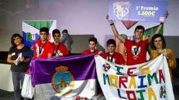 El colegio ganador del campeonato de cubo Rubik's/Img. informaValencia.com