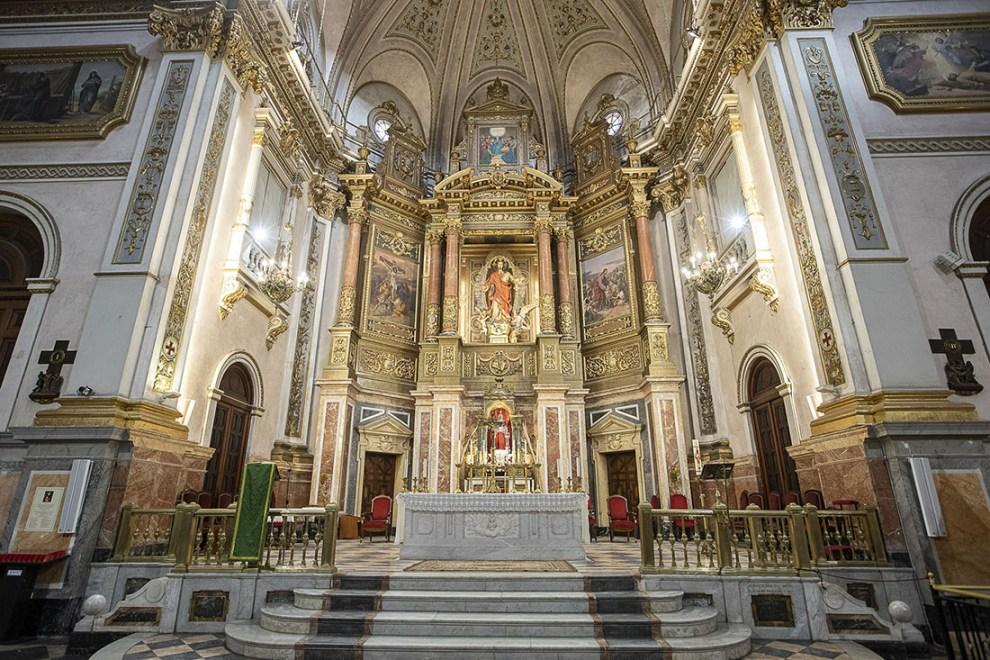 Iglesia del Sagrado Corazón de Jesús, Valencia.