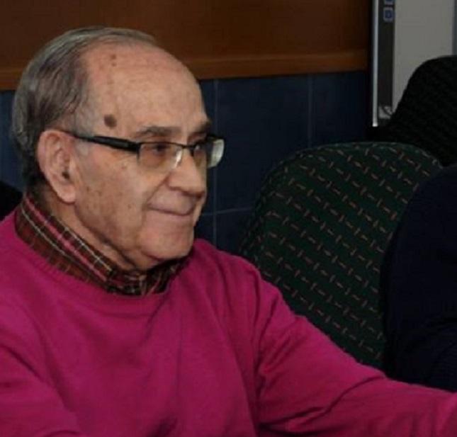 Pedro Hermosilla Pineda, maestro./Img. informaValencia.com