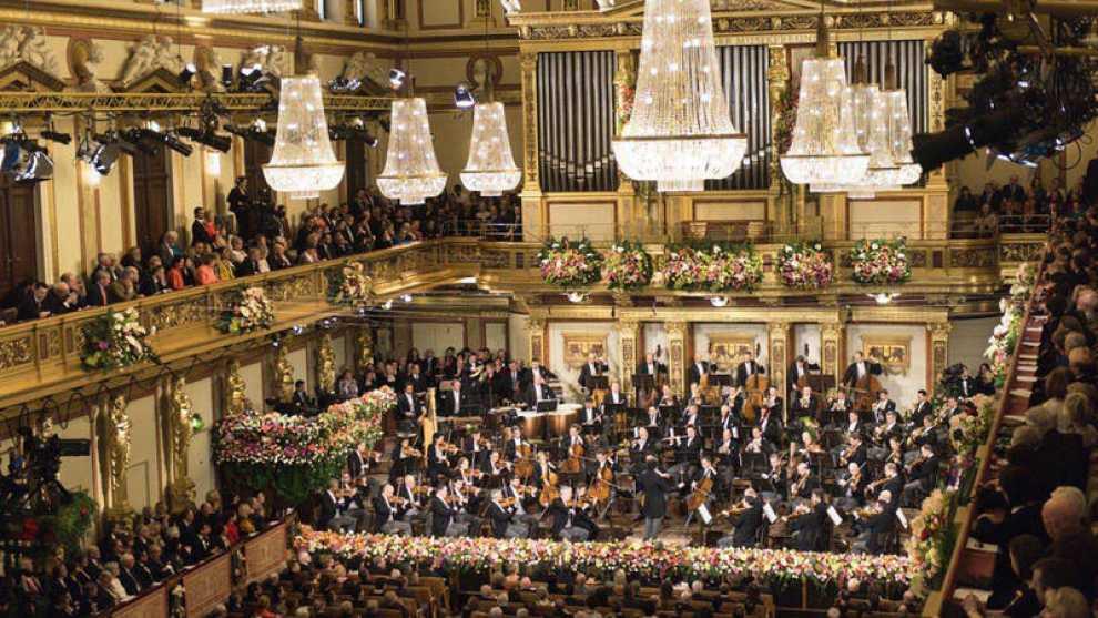 Orquesta Filarmónica de Viena/Img. Philarmonik O. Vienne
