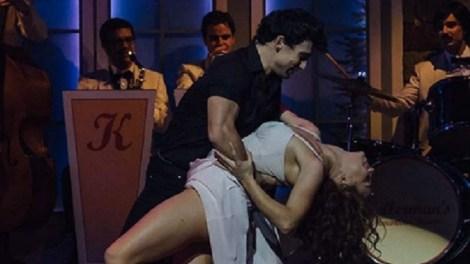 El musical Dirty Dancing se representará en el Teatro Olympia de Valencia desde el 27 de febrero hasta el 22 de marzo./Img.informaValencia.com