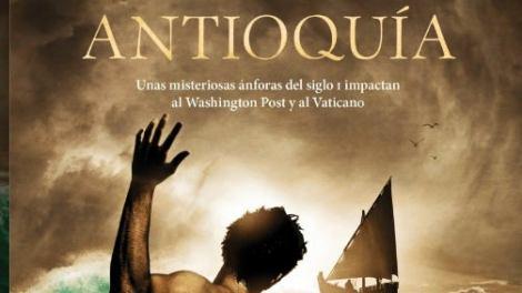 Portada del libro 'El manuscrito de Antioquía'/Img. OcioHispano