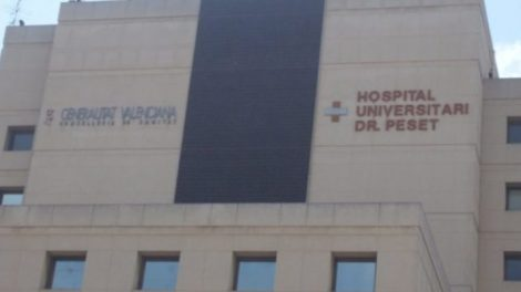 Hospital Doctor Peset, Valencia