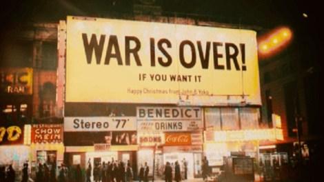 Happy Xmas (War Is Over, John Lennon
