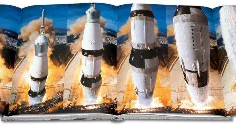 MoonFire. El viaje épico del Apollo 11, Norman Mailer/Img. hoyesarte