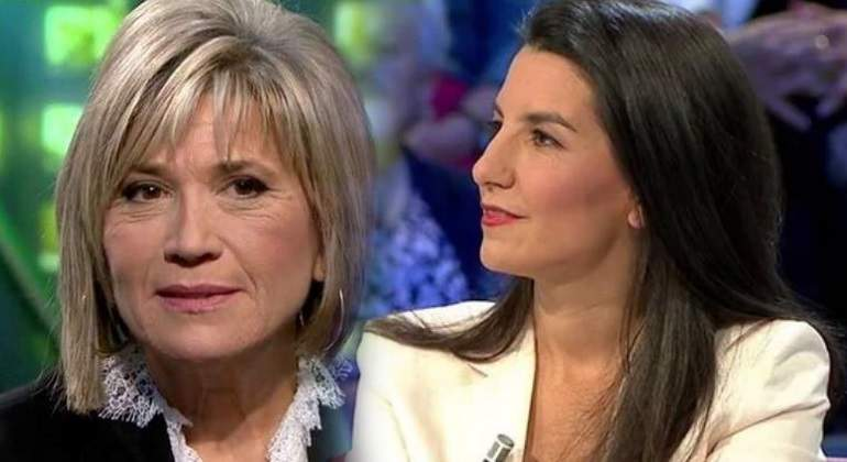 Julia Otero (I) y Rocío Monasterio/tv.