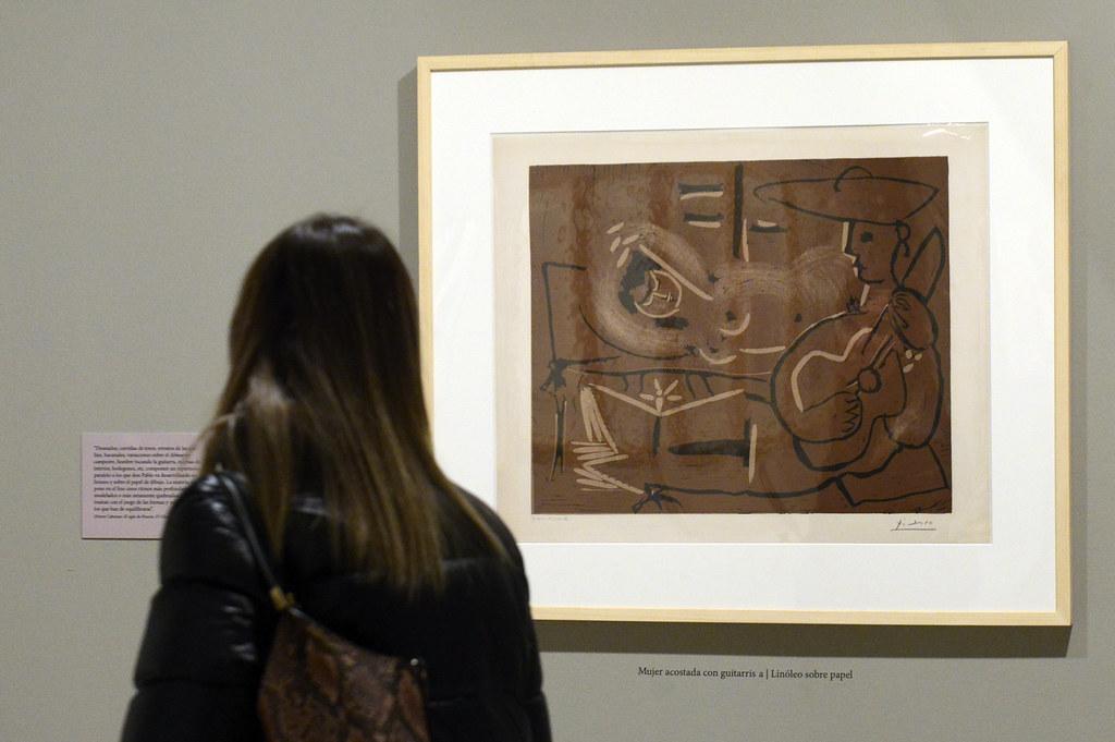 Picasso, Modelos del deseo, Fundación Bancaja