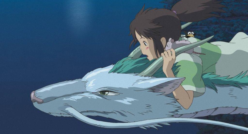 La imaginación desbordante de Hayao Miyazaki/GVA