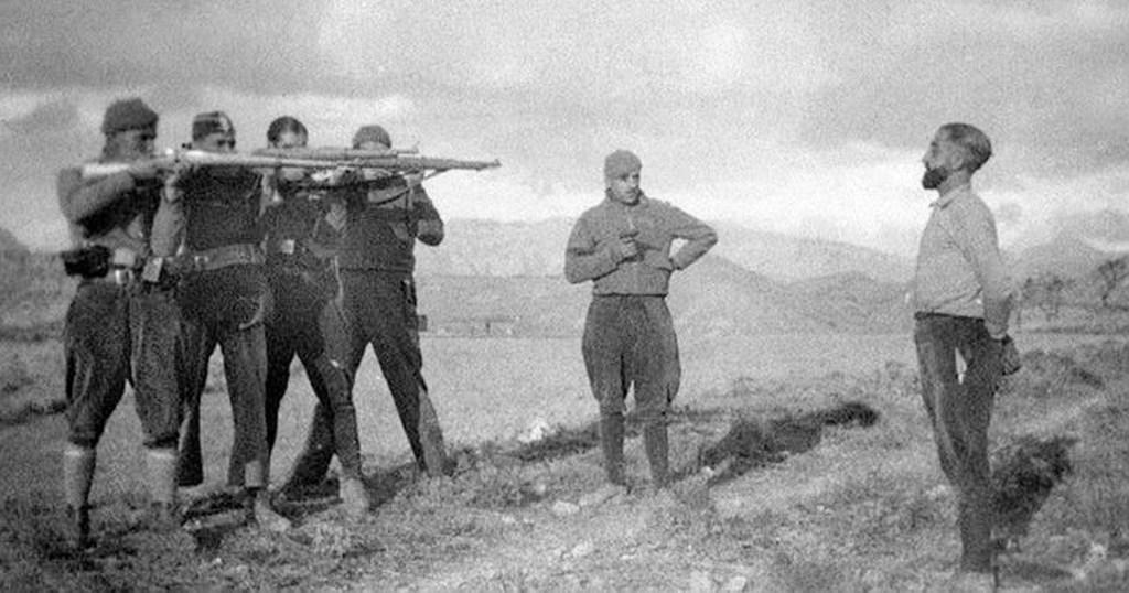 Fusilamientos sin juicio previo de ciudadanos a manos de milicianos de la República en 1936/Img. informaValencia.com