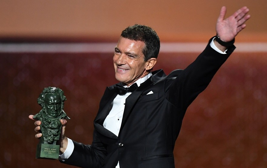 Antonio Banderas, Premio Goya, 2020