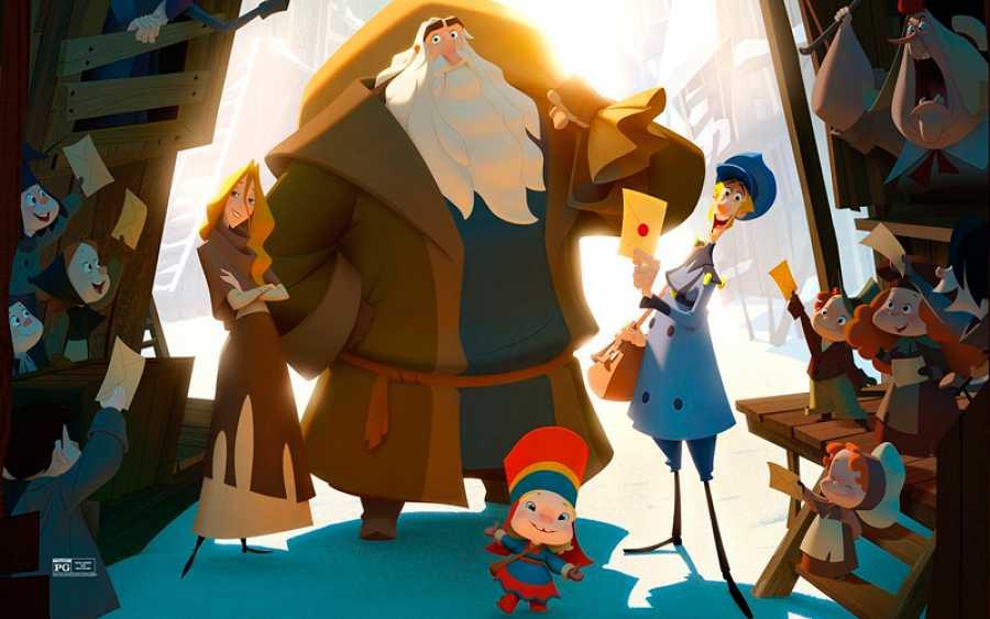Klaus, la película de animación española que opta al Óscar/rtve