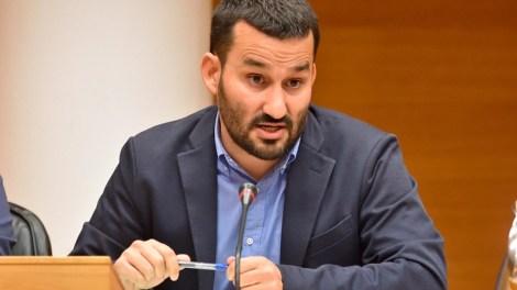 Vicent Marà, conseller de Educación/LR