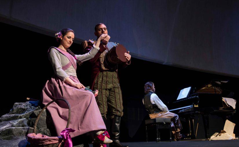 Les Arts recupera la figura del cuentacuentos para explicar a los niños qué es una ópera/Img. Palau Les Arts