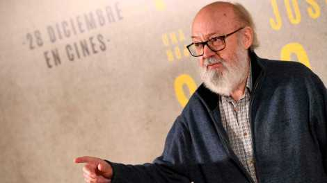 Jose Luis Cuerda, fallecido este martes en Madrid/Rtve