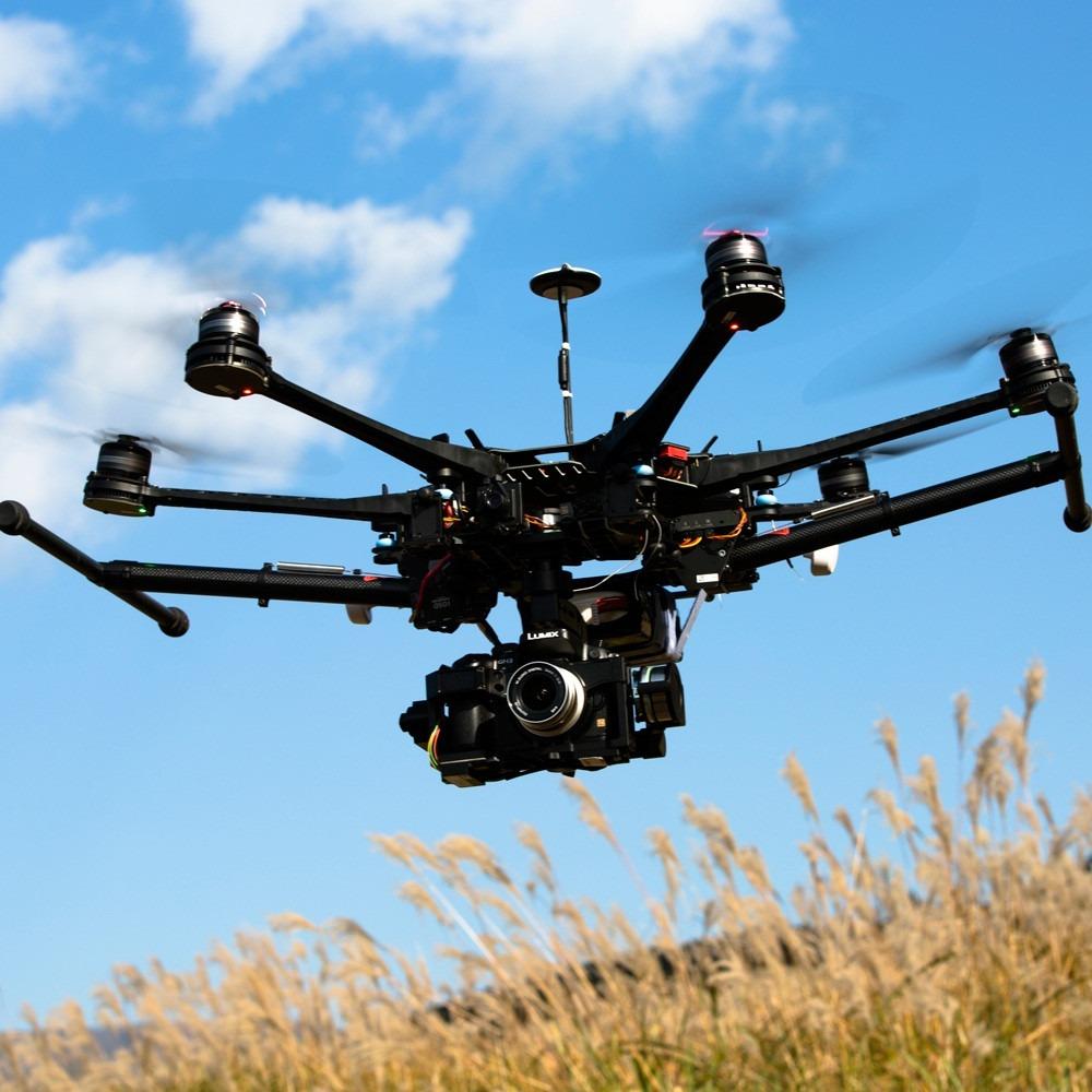 Drones del CNP/archivo PN