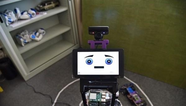 Robot consciente de la emoción/GTI-IA-UPV
