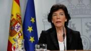Isabel Celaá; archivo/Rtve