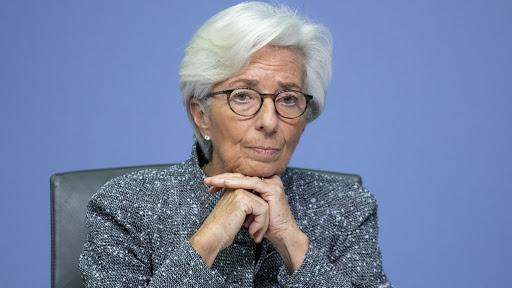 La economista y abogada francesa Christine Lagarde, presidenta del Banco Central Europeo/BCE