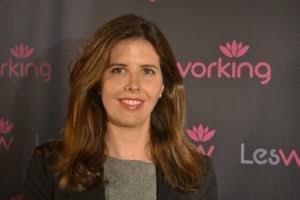 Marta Fernández Herraiz, CEO y fundadora de LesWorking/Animo Apps
