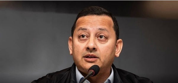 Anil Murthy, presidente del Valencia CF/VCF