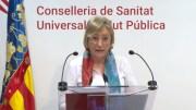 Ana Barceló, consellera de Sanidad de la G.Valenciana/informaValencia.com