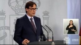 Salvador Illa, ministro de Sanidad/informaValencia.com