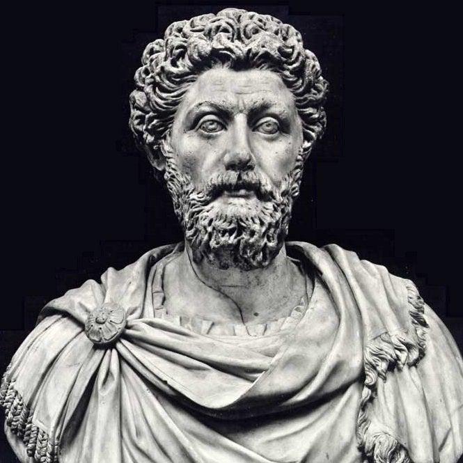 Marco Aurelio, Emperador de Roma./JC