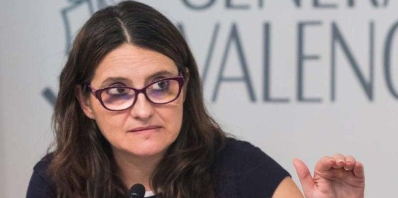 """Mónica OLtra, """"Resultats del buscador Vicepresidència i Conselleria d'Igualtat i Polítiques Inclusives"""" de la Generalitat Valenciana."""