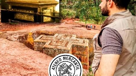 En busca del arca de la alianza.Luis Tobjas/Ateneo Mercantil