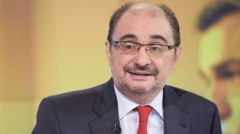 Javier Lambán, PSOE, Presidente de la Diputación General de Aragón./informaValencia.com