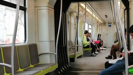 El uso de mascarillas en el metro es ya obligatorio/informaValencia.com